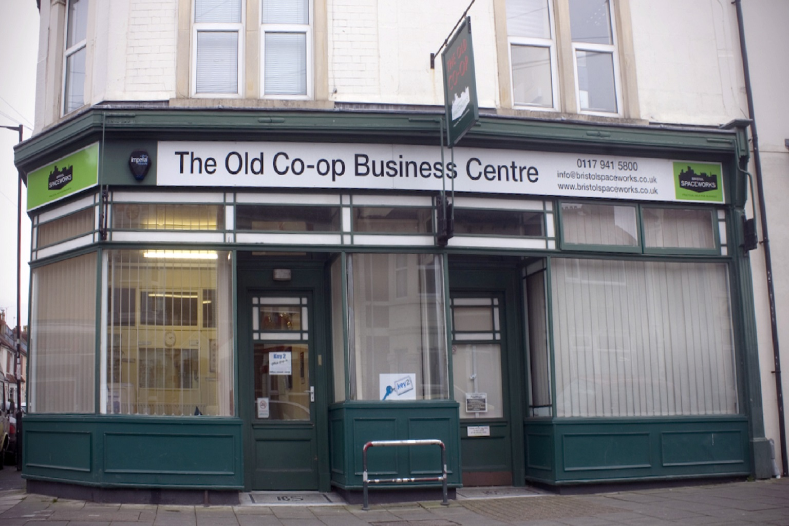 The Old Co-op Business Centre