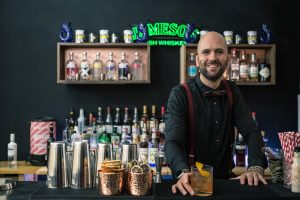 Lewis Spindlove, MD, The Bartender Hire Company